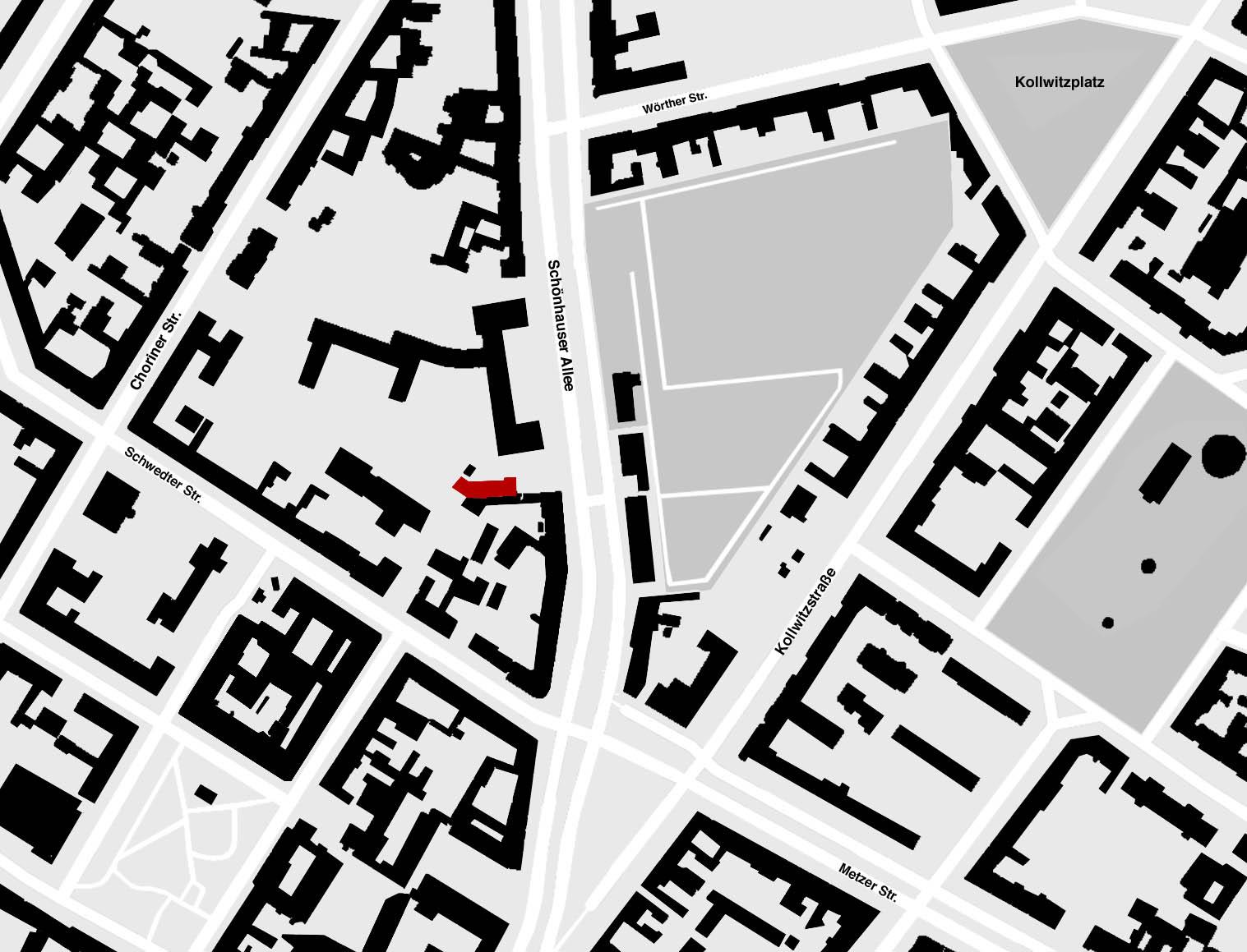 Schönhauser Allee 167 Berlin
